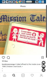 @bookmanorange post about a 70-year old book